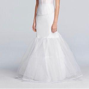 A-line slip - petticoat - crinoline -Small